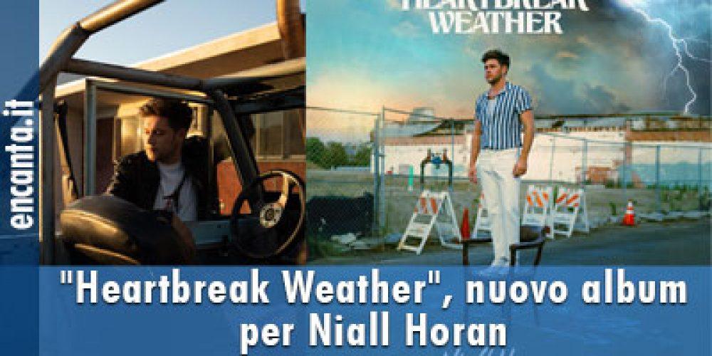 """Heartbreak Weather"", nuovo album per Niall Horan"