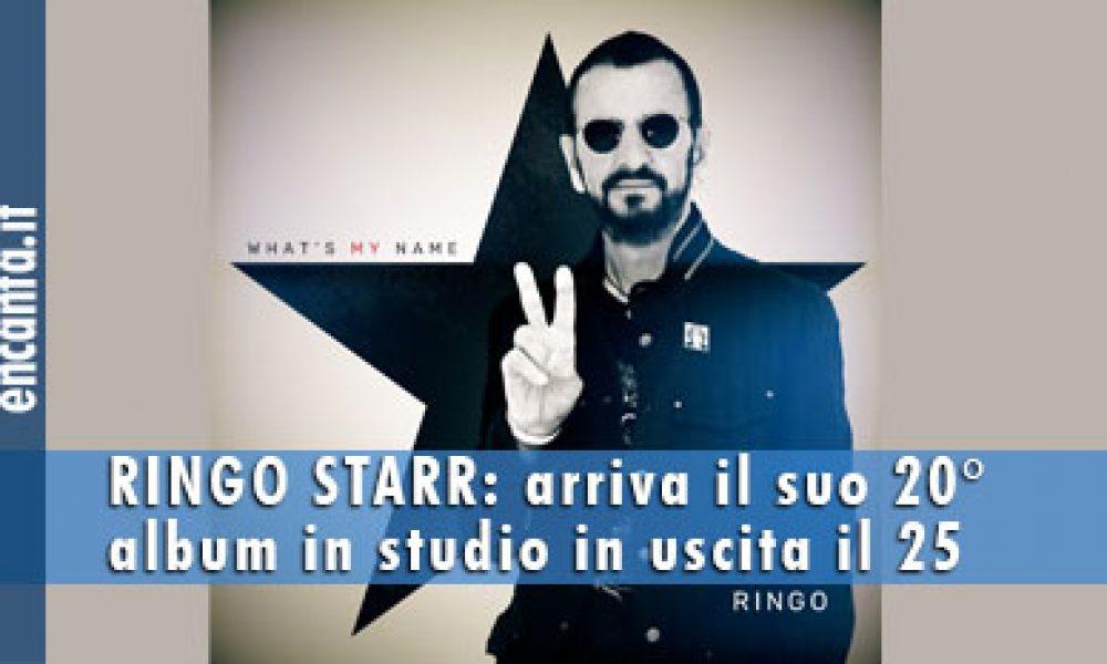 Ringo Starr a quota venti