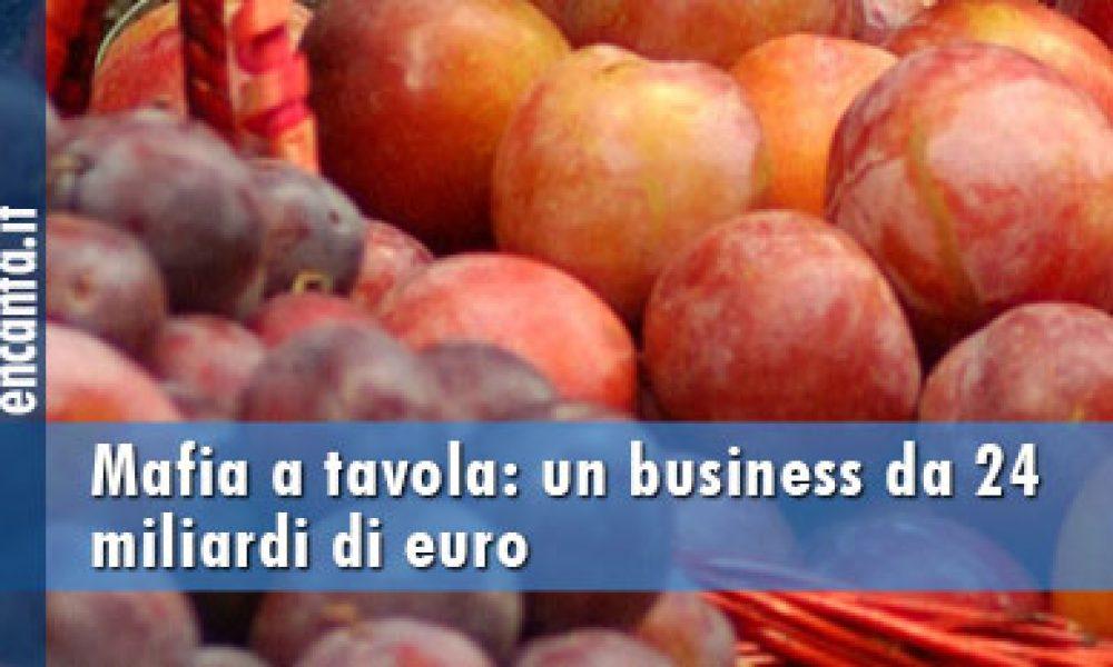 Mafia a tavola: un business da 24 miliardi di euro