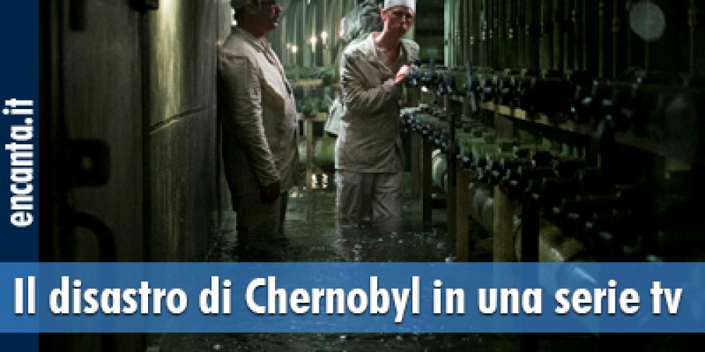 Il disastro di Chernobyl in una serie tv