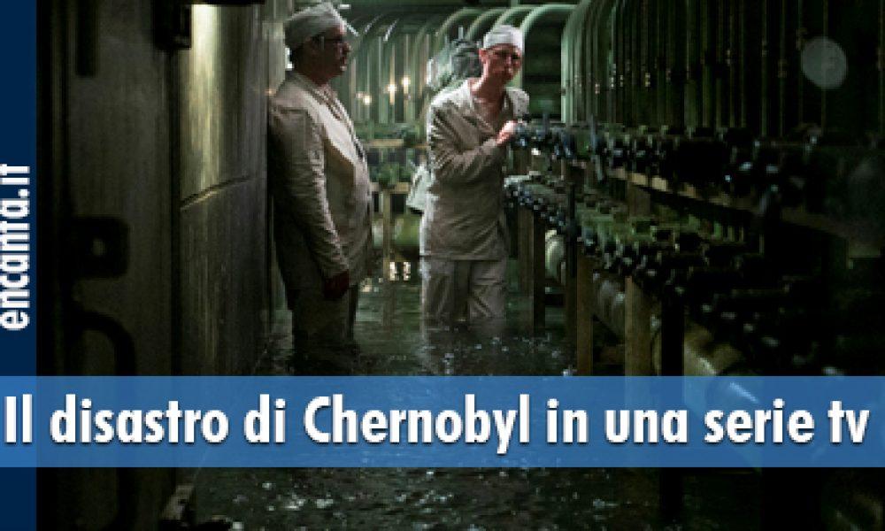 Il disastro di Chernobyl in una serie tv