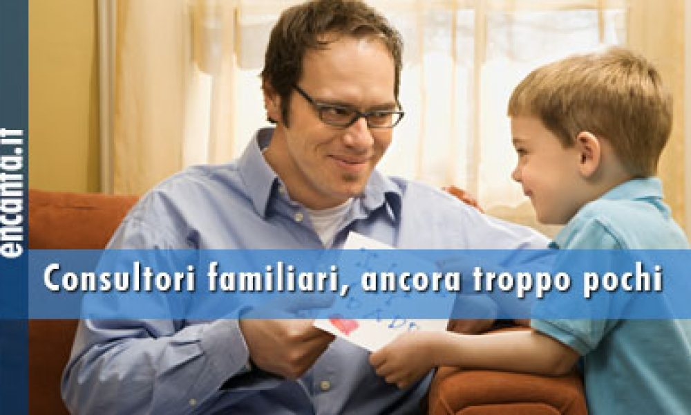 Consultori familiari, ancora troppo pochi