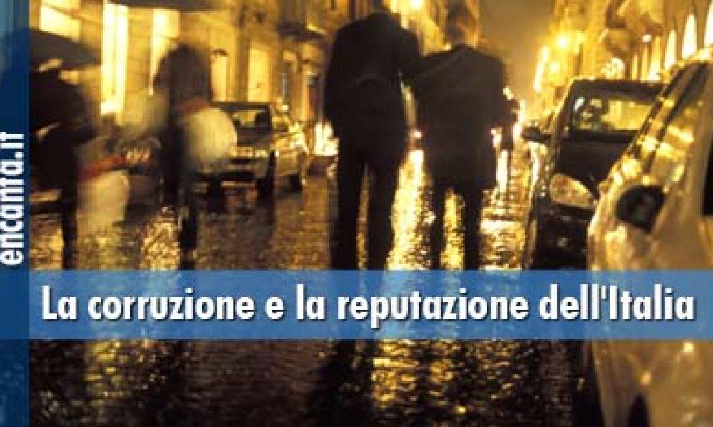 La corruzione e la reputazione dell'Italia