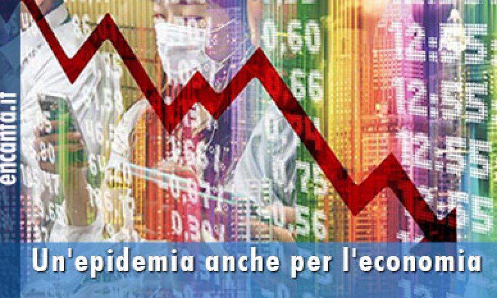 Un'epidemia anche per l'economia