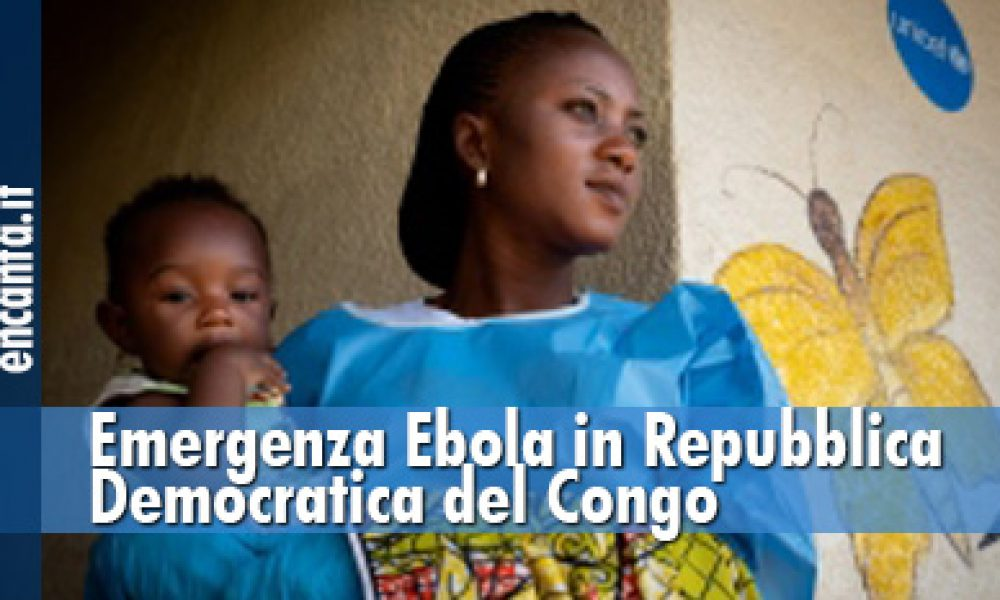 Emergenza Ebola in Repubblica Democratica del Congo