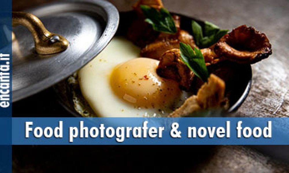 Food photografer & novel food