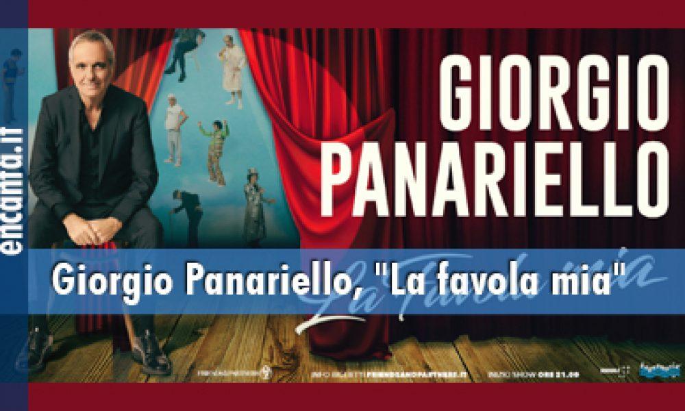 """Giorgio Panariello, """"La favola mia"""""""