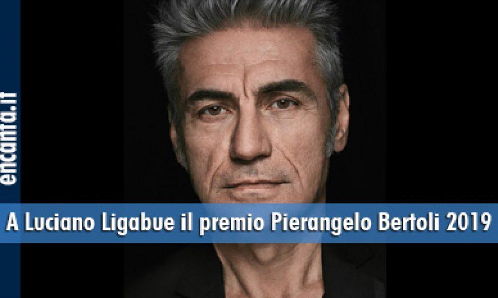 A Luciano Ligabue il premio Pierangelo Bertoli 2019