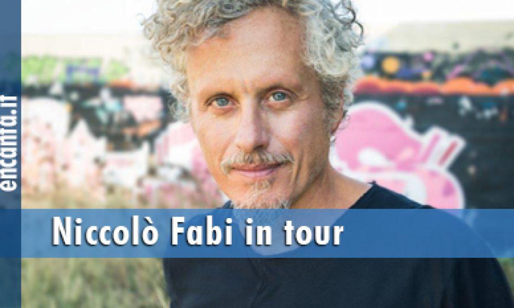Niccolò Fabi in tour