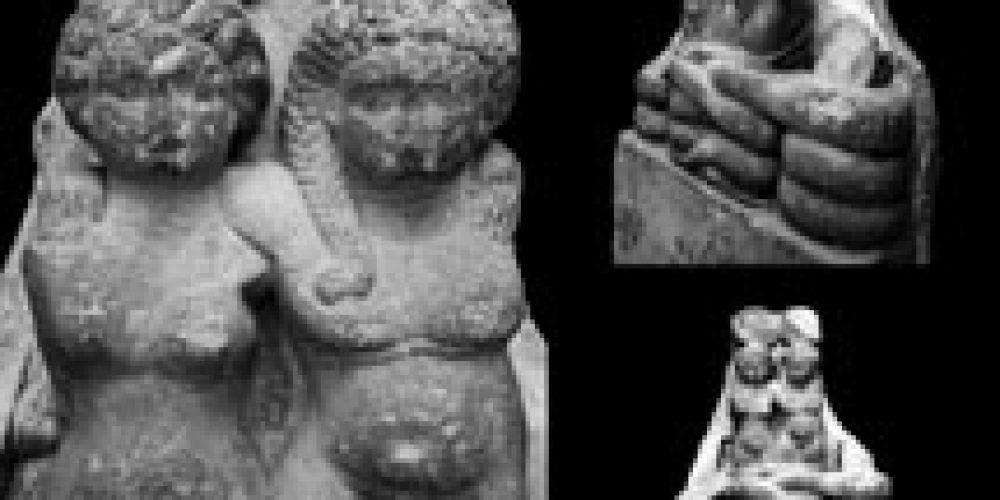 Ritrovati i gemelli di Antonio e Cleopatra