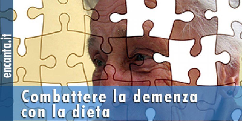 Combattere la demenza con la dieta