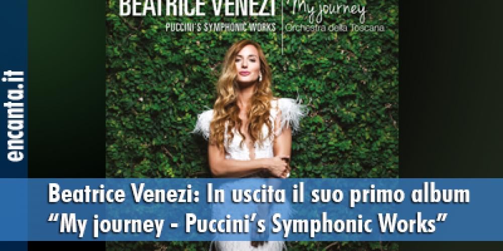 Beatrice Venezi: In uscita il suo primo album