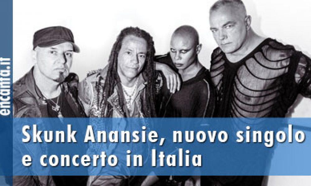 Skunk Anansie, nuovo singolo e concerto in Italia