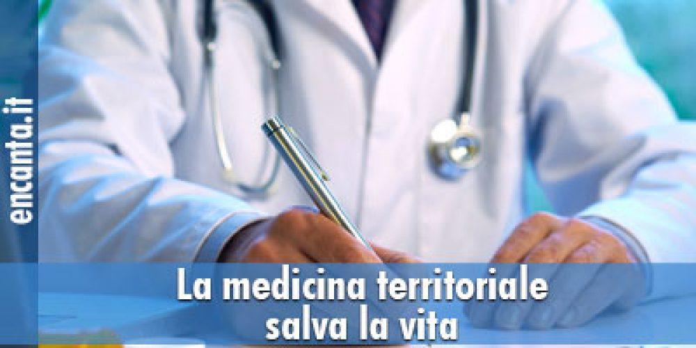 La medicina territoriale salva la vita