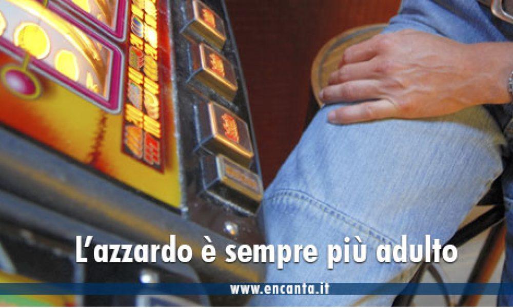 Oltre 17 milioni gli italiani che hanno giocato d'azzardo almeno una volta nell'ultimo anno. L'azzardo è sempre più adulto.
