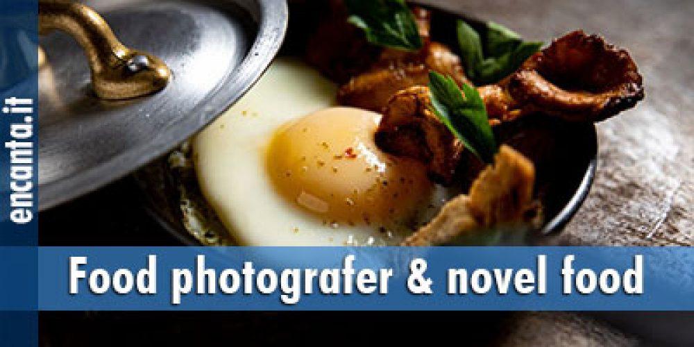 Food photografer & novel food
