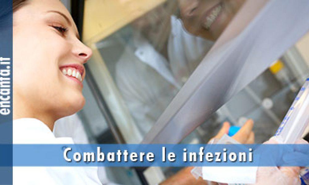 Un aiuto per combattere le infezioni