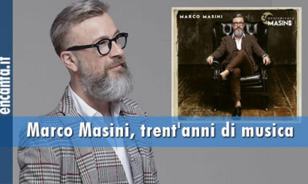 Marco Masini, trent'anni di musica
