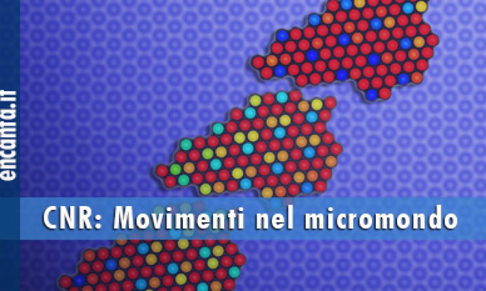 Movimenti nel micromondo