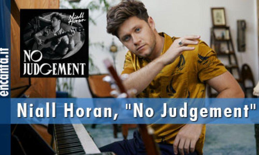 "Niall Horan, ""No Judgement"""