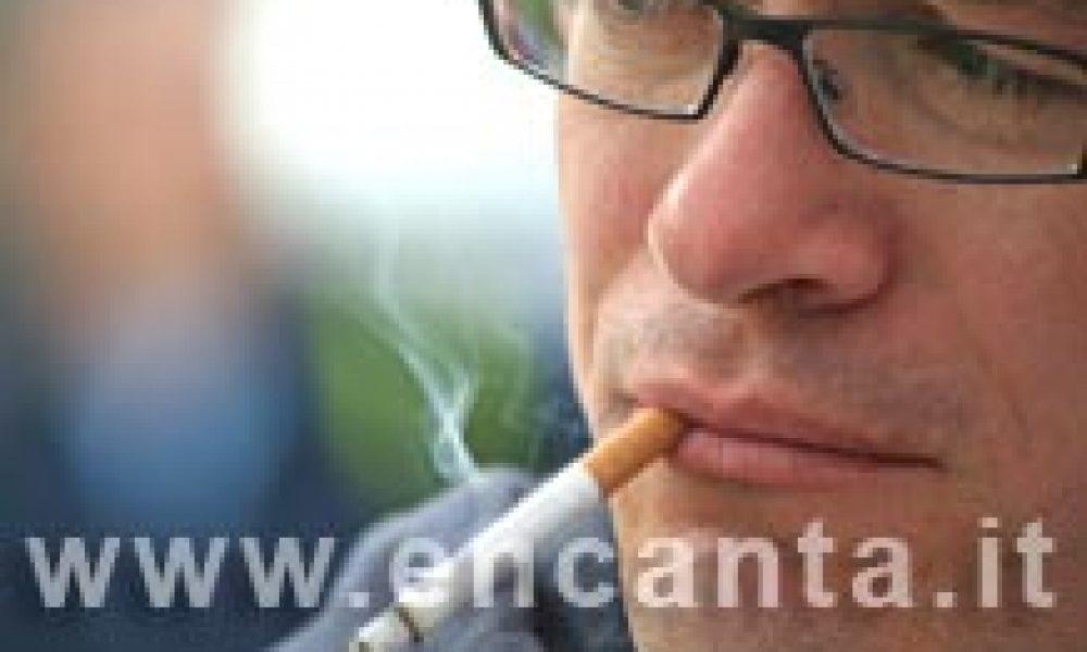 La sigaretta riduce l'attenzione