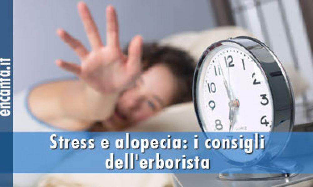 Stress e alopecia: i consigli dell'erborista