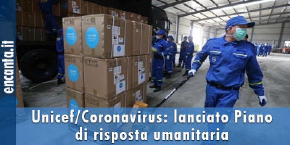 Coronavirus: lanciato Piano di risposta umanitaria