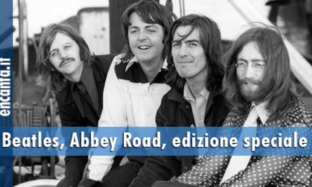 Beatles, Abbey Road, edizione speciale