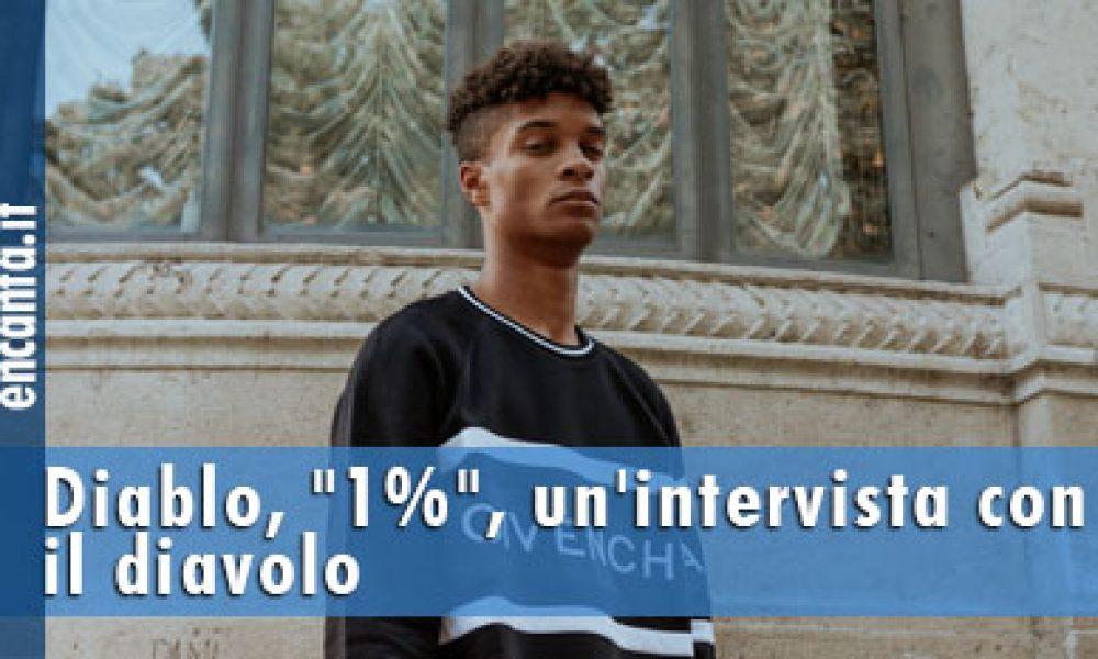 """Diablo, """"1%"""", un'intervista con il diavolo"""
