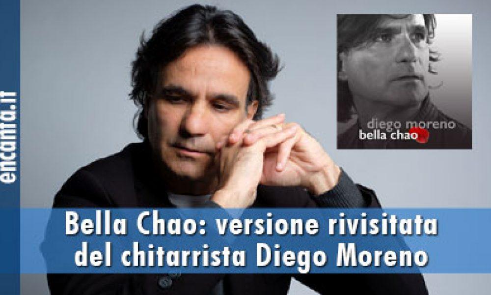 Bella Chao: versione rivisitata del chitarrista Diego Moreno