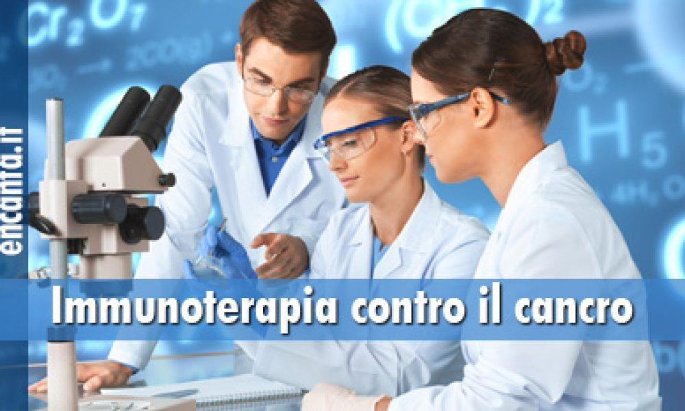 Immunoterapia contro il cancro