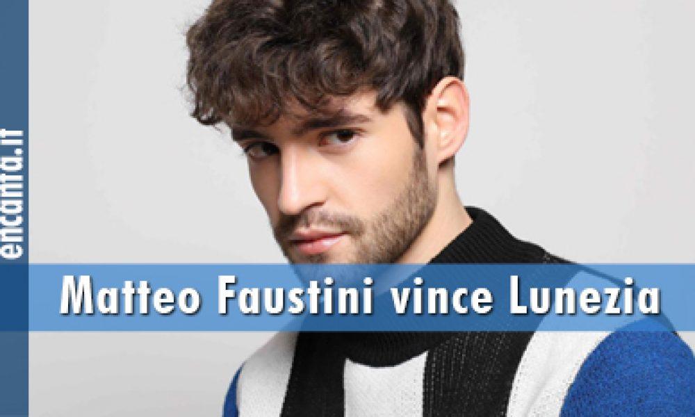 Matteo Faustini vince Lunezia
