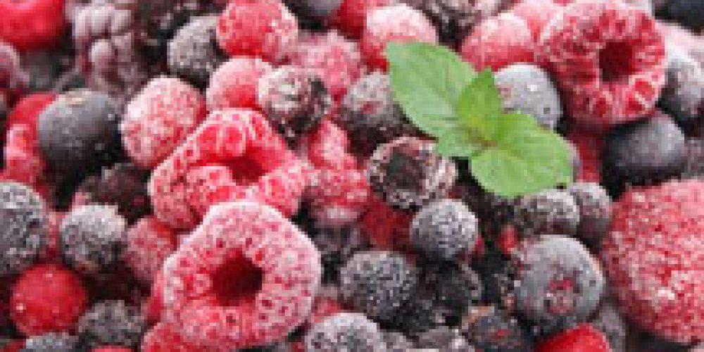 Epatite A e frutti di bosco: più attenzione a Natale