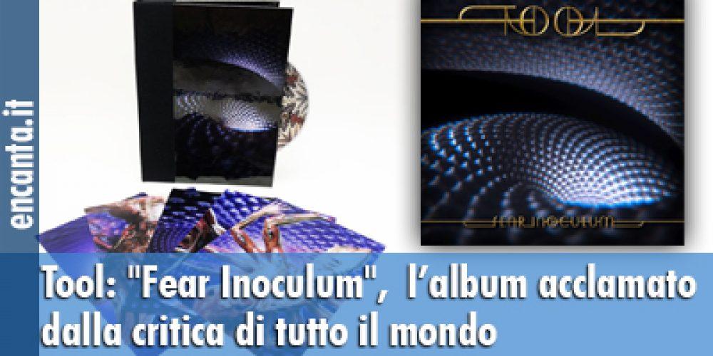"""Tool: """"Fear Inoculum"""",  l'album acclamato dalla critica di tutto il mondo"""