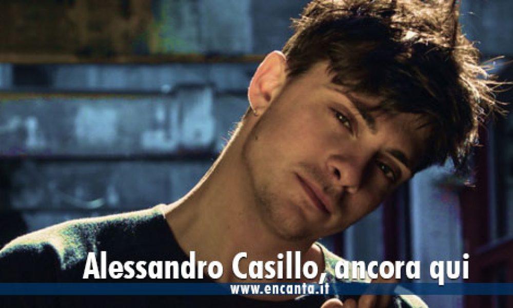 Alessandro Casillo, Ancora qui, nuovo album, nuovo singolo, foto