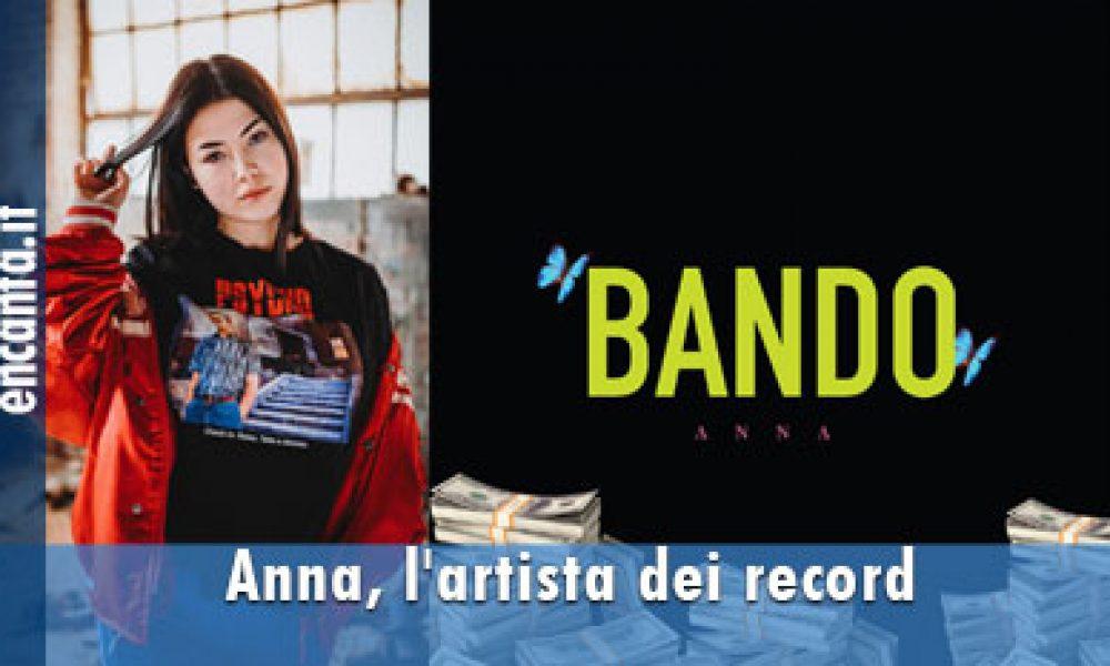Anna, l'artista dei record