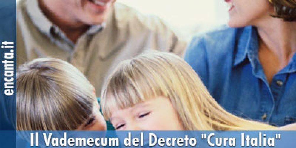"Il Vademecum del Decreto ""Cura Italia"""
