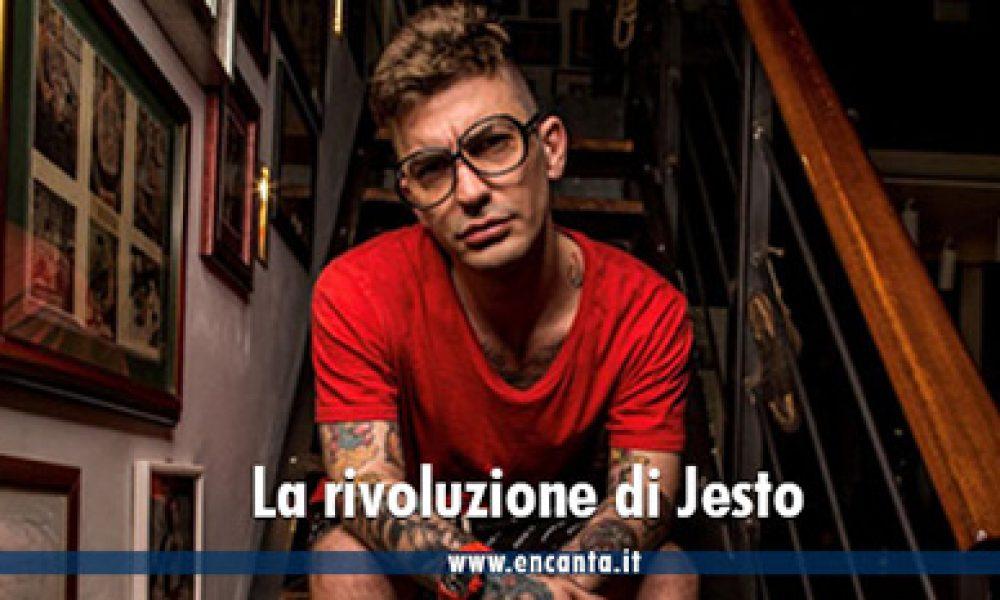Jesto, Buongiorno Italia, nuovo disco, foto