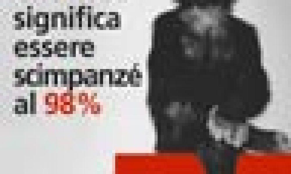 Che cosa significa essere scimpanzè al 98%